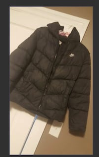 Girls black Nike Winter Jacket Cambridge, N3H 5L8