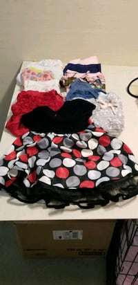 Girl clothes - 12 months to 4T - selling all together