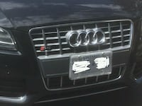OEM S5 Audi Front Grill and 2 Fog Light Grills .  Hamilton