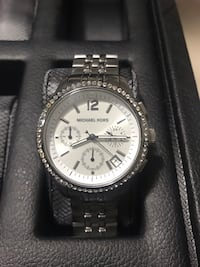 Michael Kors Watch silver Dunkirk, 20754