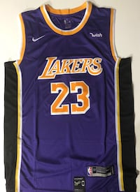 *****BRAND NEW, STITCHED, LEBRON JAMES #23 LAKERS JERSEY***** Washington, 20003