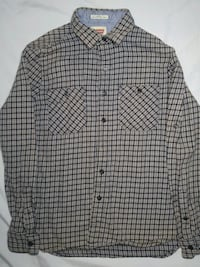 Levi's work shirt men's Small   Vancouver, V6A