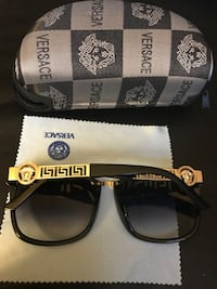 Black framed Versace sunglasses  Baltimore, 21215