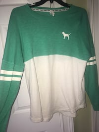 green and white sweater Bremen, 30110