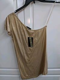 Women's top brand new with tags Orange, 92865