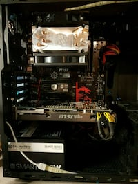 motherboard ram and cooler forsale  Richmond Hill, L4E 3Y8