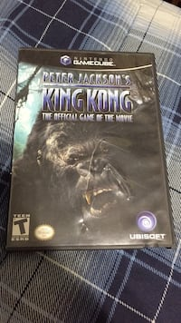 King Kong the Game - Gamecube