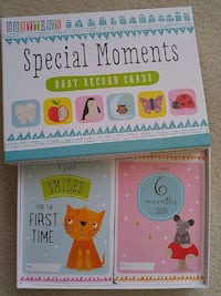 Babytown Special Moments Record Cards Toronto, M9M 0C9
