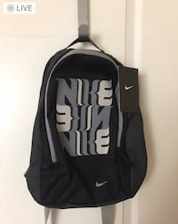 Nike backpack kids size brand new with tag  Toronto, M9M 2T1