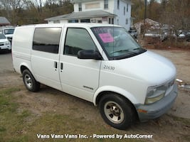 GMC Safari Cargo Van 2001