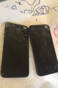 iPhone 5 for sale. Broken screens contact for offer  Winnipeg, R3M 0V3