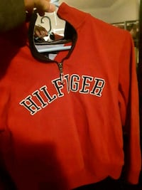 red and black Chicago Bulls jacket Summerfield, 34491