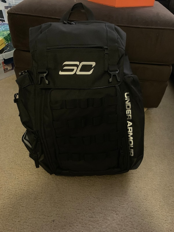 670d33f281 Used Steph Curry Under Armour Back Pack for sale in Marlborough - letgo