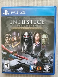 INJUSTICE PS4 İstanbul