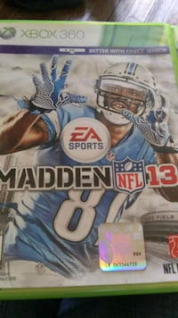 Sony PS4 Madden NFL 15 game case Norfolk, 23505