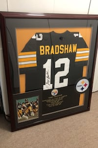Authentic Autographed Jersey Lutherville Timonium, 21093