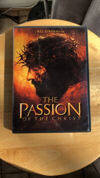 The Passion of the Christ DVD Movie Laurel