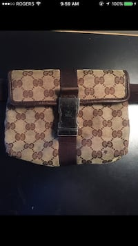 authentic gucci murse used