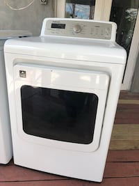 white front load clothes dryer Hollywood, 33020