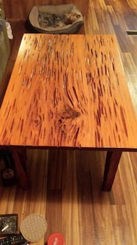 Used Pecky Cypress Coffee Table For Sale In Morganza Letgo