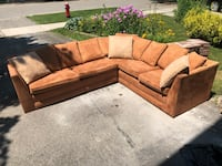 Sofa/Couch Sectional with bed Mississauga, L5L