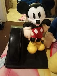 Old Minnie Mouse phone