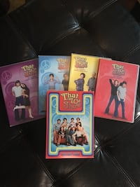That 70's Show Season 4 (4 DVD box) Barrie, L4M 2M4