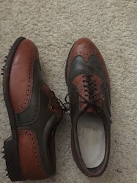 pair of brown leather shoes Palm Desert, 92211