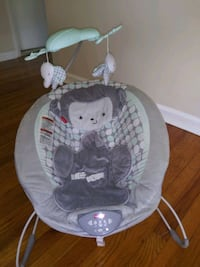 Fisher price bouncer. barley used Moorestown, 08057