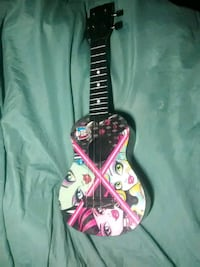 black and red guitar hero controller Corpus Christi