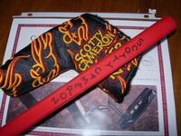 Scotty Cameron GSS Circle T Tour Super Rat Masterful Putter! - NEW SEATTLE