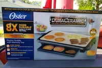 Oyster electric griddle with warming tray Rahway, 07065