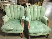 Pair of vintage chairs needs redone Granger, 46530