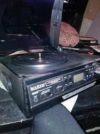 boytone multi-RPM turntable with USB/SD & radio Oakland, 94609