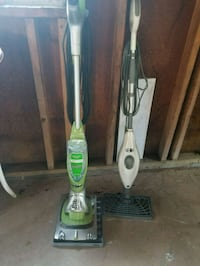 green and gray upright vacuum cleaner Silver Spring, 20904