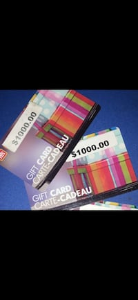 HOME HARDWARE GIFT CARD