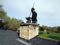 Chimney cleaning North Chesterfield