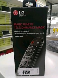 LG Magic smart remote brand new sealed with manufacturer's warranty.