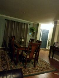 Dinner table with chairs dining  Reisterstown, 21136