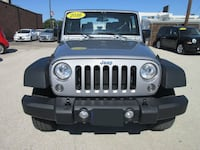 2016 Jeep Wrangler Sport Edition -TradeInYouOldCar and get you a JEEP! Grand Prairie