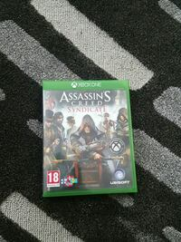 Xbox One Assassin's Creed spelväska
