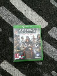 Xbox One Assassin's Creed spelväska 6402 km