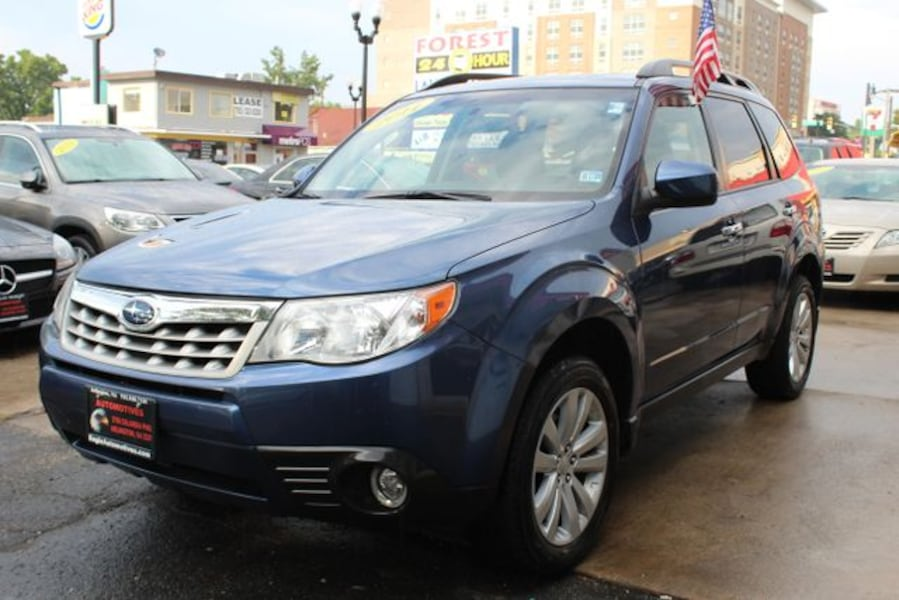 2011 Subaru Forester for sale 6
