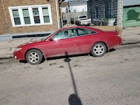 red coupe Milwaukee, 53215