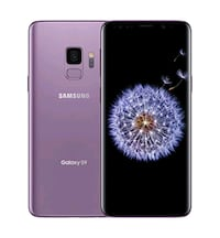 Samsung Galaxy s9 - factory unlocked with box and