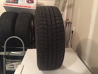 Michelin x-ice winter tires 3 months of use last winter... size is 195/55/r16... will not get a better deal on these superior winter tires. if your serious please call. no rims just tires but like brand new! $350 Firm as low as I can go!!