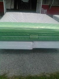 King bed pillow top new can deliver