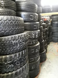 All truck tires $40 and up
