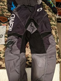 O'Neal Moto pants and jersey.