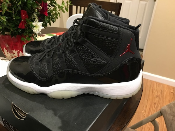 Used air jordan 11 space jam 2016 with box for sale in New York - letgo fa383e04b